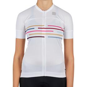 Sportful Vélodrome Short Sleeve Jersey Women white